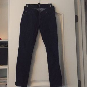 7 for mankind Roxanne jeans